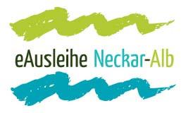 Logo eAusleihe Neckar-Alb